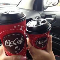 Photo taken at McDonald's by Millie B. on 12/8/2013