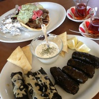 Photo taken at El Turco Restaurant by Gabi M. on 3/25/2013