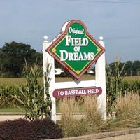 Photo taken at Field of Dreams by LAXgirl on 9/3/2016