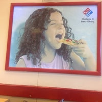 Photo taken at Domino's Pizza by Shantanu T. on 11/9/2012