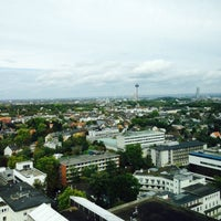 Photo taken at Universitätsklinikum Köln by Ксения Д. on 10/7/2014