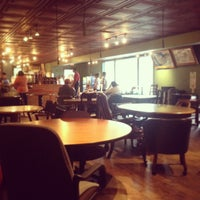 Photo taken at Bennu Coffee by Philipp R. on 3/9/2013