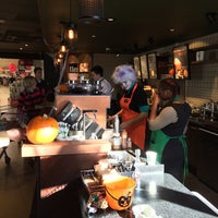 Photo taken at Starbucks by Brian S. on 11/1/2014