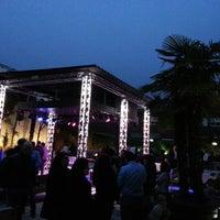Photo taken at Bobino Club by Tram M. on 5/2/2013