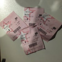 Photo taken at Cineworld by Gulsen S. on 10/26/2012