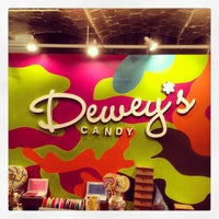 Photo taken at Dewey's Candy by Matthew A. on 1/24/2013
