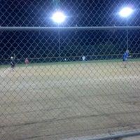 Photo taken at Krieg Field Softball Complex by Bernadette T. on 10/11/2012