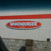 Photo taken at Whataburger by Valentin C. on 11/17/2012