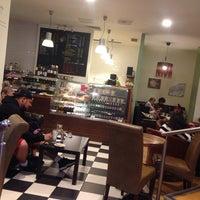 Photo taken at Café Blend by Michael D. on 9/28/2013