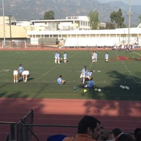 Photo taken at La Canada High School by Chris D. on 3/25/2013