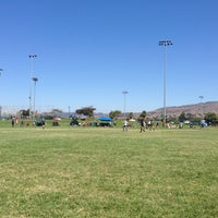 Photo taken at San Juan Community Center and Sports Park by Chris D. on 8/17/2013