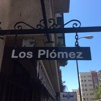 Photo taken at Los Plómez by Juan C. on 5/17/2014