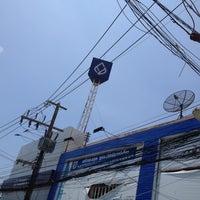 Photo taken at Bangkok Bank by Natalie B. on 3/28/2013
