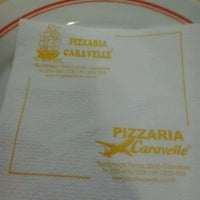 Photo taken at Caravelle Pizzaria by Thiago C. on 11/18/2012