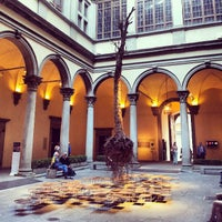 Photo taken at Palazzo Strozzi by Guido C. on 5/13/2013