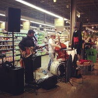 Photo taken at Whole Foods Market by Angelica on 12/9/2012
