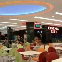 Photo taken at Cinema City by Svetlin A. on 11/6/2012