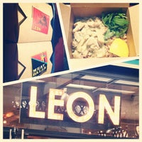 Photo taken at Leon by Adam N. on 7/13/2013