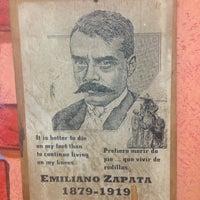 Photo taken at El Gusto Del Pueblo by Amber P. on 12/8/2013