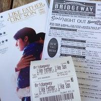 Photo taken at Bridgeway Theatre by Clarke B. on 4/22/2014