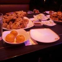 Photo taken at 다사랑 치킨 by Agnes V. on 10/23/2012
