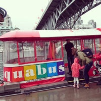Photo taken at Aquabus Hornby St. Dock by waskaz on 3/4/2016