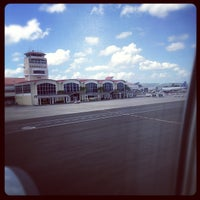 Photo taken at Cibao International Airport (STI) by Darlyn P. on 10/4/2012