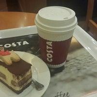 Photo taken at Costa Coffee by Pınar K. on 1/12/2016