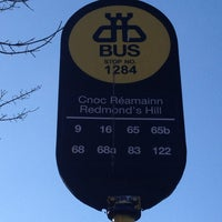 Photo taken at Dublin Bus Stop No 1284 by Rafah S. on 3/12/2013