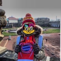 Photo taken at Antik City Hotel Prague by Diana 🇬🇧 V. on 1/2/2014
