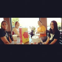 Photo taken at Chick-fil-A by Meggie M. on 9/22/2012