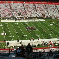 Photo taken at Williams-Brice Stadium by Ginger L. on 9/22/2012