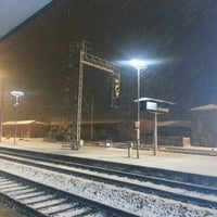 Photo taken at Stazione Rovigo by Gloria B. on 12/7/2012