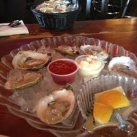 Photo taken at Casey Moore's Oyster House by Lance on 2/10/2013