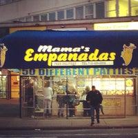 Photo taken at Mama's Empanadas by Thad C. on 4/18/2013