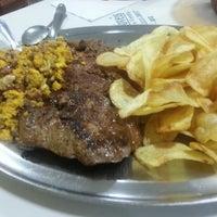 Photo taken at Tabu Restaurante by Nicolle P. on 4/21/2013