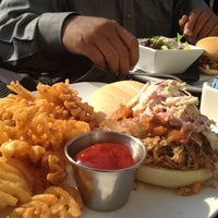 Photo taken at The Over/Under Bar & Grill by Jordan on 10/4/2012