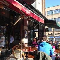 Photo taken at Kalendar Restaurant & Bistro by Boen J. on 10/21/2012