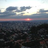 Photo taken at Mirante do Mangabeiras by Christiano N. on 5/1/2013