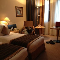 Photo taken at Hotel Royal by Jc on 11/3/2012