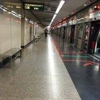 Photo taken at Braddell MRT Station (NS18) by JK on 8/30/2016