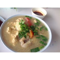 Photo taken at สมหมาย ลาบไก่ by nidalittle . on 6/24/2015