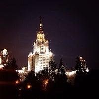 Photo taken at МГУ им. М. В. Ломоносова by Claire K. on 9/13/2013