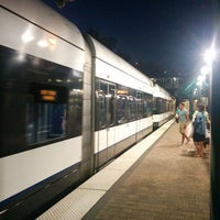 Photo taken at NJT - Port Imperial Light Rail Station by Vitaly A. on 6/17/2014