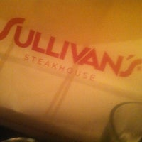 Photo taken at Sullivan's Steakhouse by Damon B. on 12/23/2012