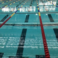 Photo taken at Cecil Field Aquatic Center by Michael F. on 2/11/2013