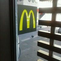 Photo taken at McDonald's by Sara B. on 10/24/2012