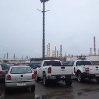 Photo taken at Refinería Francisco I. Madero by Tío M. on 9/3/2014