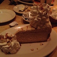 Photo taken at The Cheesecake Factory by Tej B. on 10/25/2012