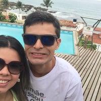 Photo taken at Pousada Ilha da Saudade by Beliza V. on 1/24/2016